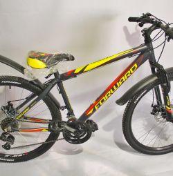 Ποδήλατο αλουμινίου Εμπρός 26kolesa 17 καρέ