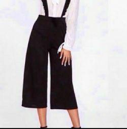 Skirt-pants