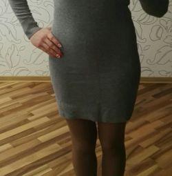 Φόρεμα ζεστό πλεκτό rn 44-46