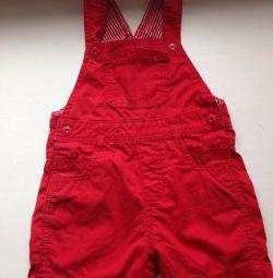 Overalls Zara (18-24 months.)