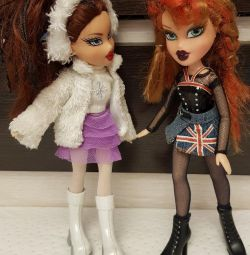 Bratz dolls collectible, original