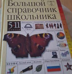 Большой справочник школьника, 5-11 класс