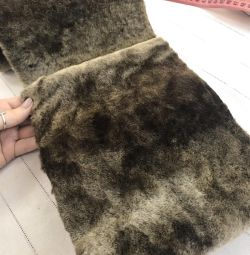 Φυσική αμόλυντη γούνα
