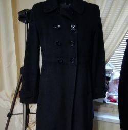 Стильне пальто, класика. 46,48р.