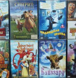 DVD Toy Story Spirit Πριγκίπισσα Βλαντιμίρ Μπράτβα