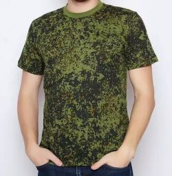 T-shirt army figure green x /