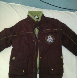 Toaca de jacheta pentru băiat Dopodopo p.135