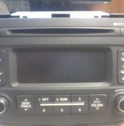 Kia Sorento 12-14, car radio, 961702PBA0VA