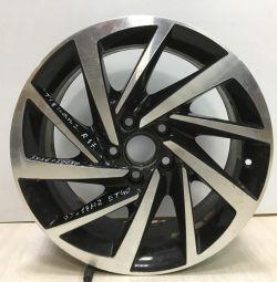 Disk cast Volkswagen Tiguan 2 R17 7JH2 oem 5na601025P (skl-3)