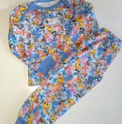 Pajamas 104-110