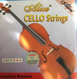 Струны на виолончель А803