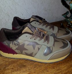 New sneakers