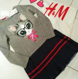 H & M Φορέματα Νέα