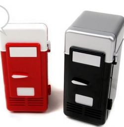 Холодильник от USB