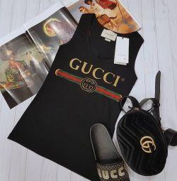 Майка новая Gucci