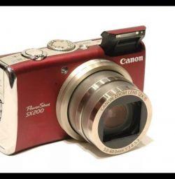 Camera and video camera