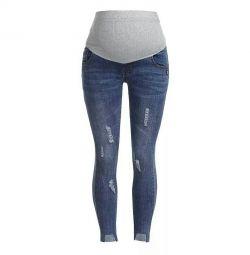 Jeans hamile pantolonu