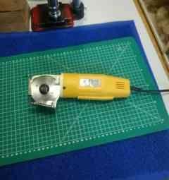 Нож Дисковый для раскроя ткани