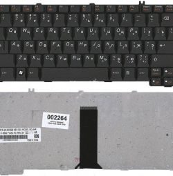 Клавиатура для Lenovo C100/C460/G410 черная