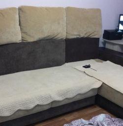Selling corner sofa