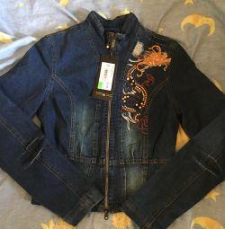 Jeans sassofono
