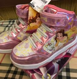 Sneakers Disney Princess