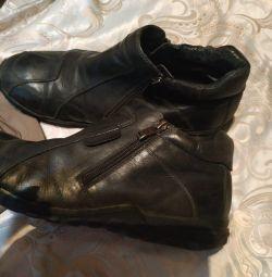 Ботинки кожаные Капика, 42 размер, отличное состо
