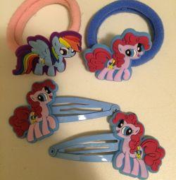 Pony Hair Pins