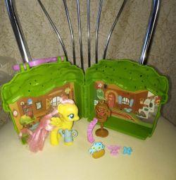 My little pony house Flattershine