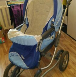 Stroller 2in1 geoby cross-country vehicle)