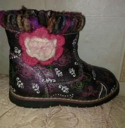 Boots demi-season 27 rr