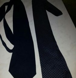 Ties for women 2 pieces.