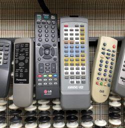 Remote 6 pcs