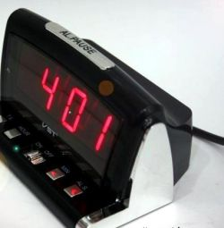 Network electronic clock VST-718