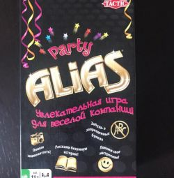 игра alias party новая