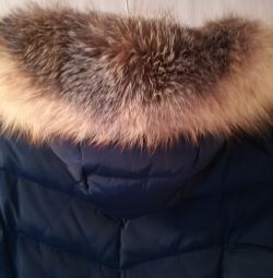 Down jacket Snow Image long new, p-48 (50)