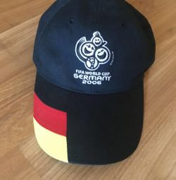 Baseball cap from the FIFA World Cup since 2006