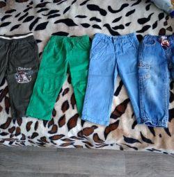 Новые джинсы на лето