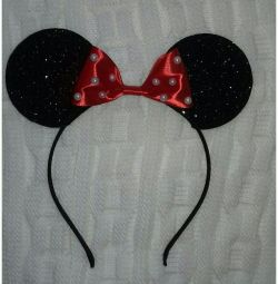Rim minnie ears