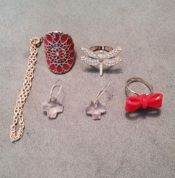 All new jewelry