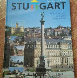 Album Stuttgart, in three languages, A4