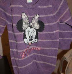 Παιδικό σακάκι-πουλόβερ Πλεκτά Disney 86τ