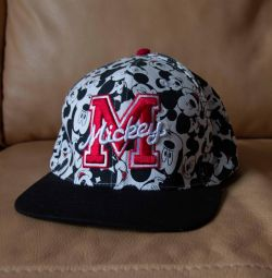Mickey Mouse Cap Mouse