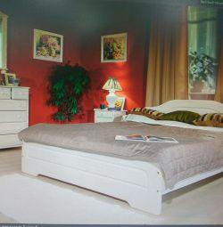Bedroom from solid Karelian pine ???