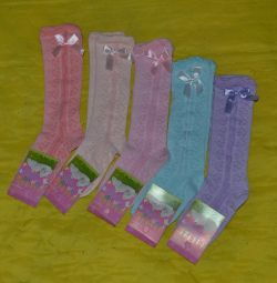 Knee socks