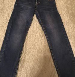 Детские джинсы 140 рост