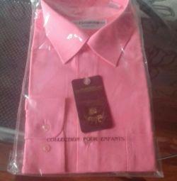Gömlek yeni