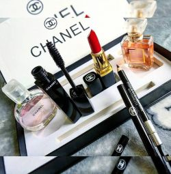 Chanel set 5 in 1 (Chanel Present Set)