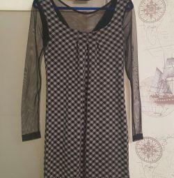 Φόρεμα της Τουρκίας με πλέγμα