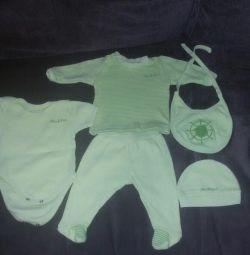 Costume for a newborn